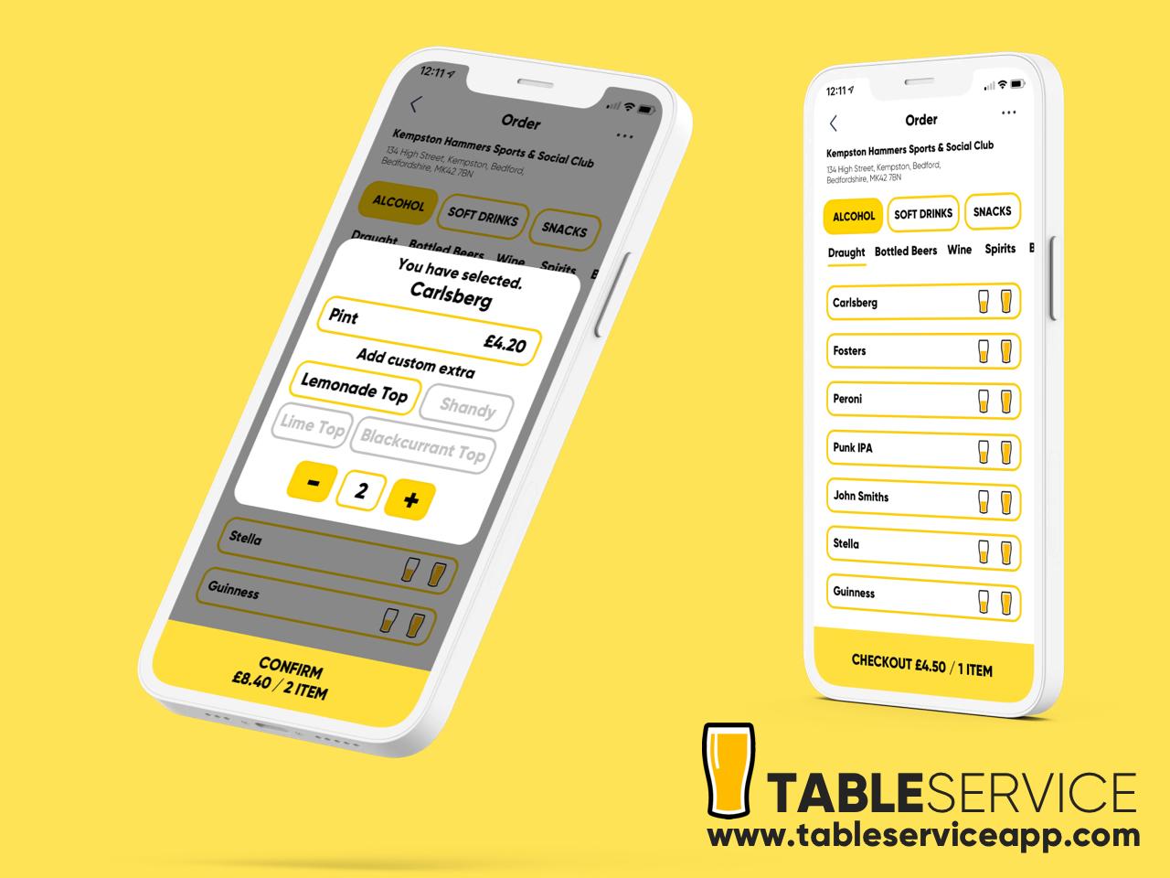 Leading App Developer Takes On Table Service Challenge