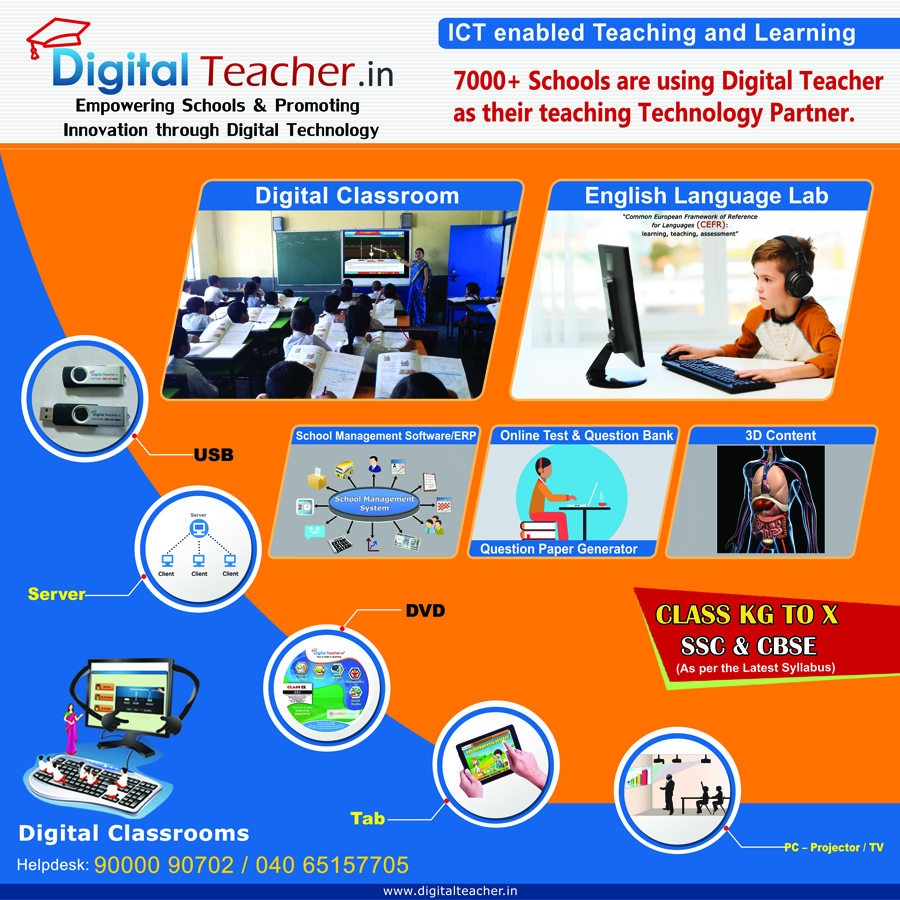 Why digital learning for upcoming generation