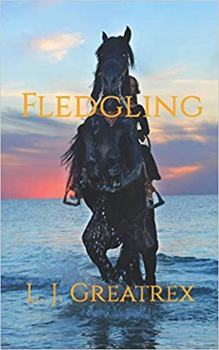 FLEDGING by L. J. Greatrex is published