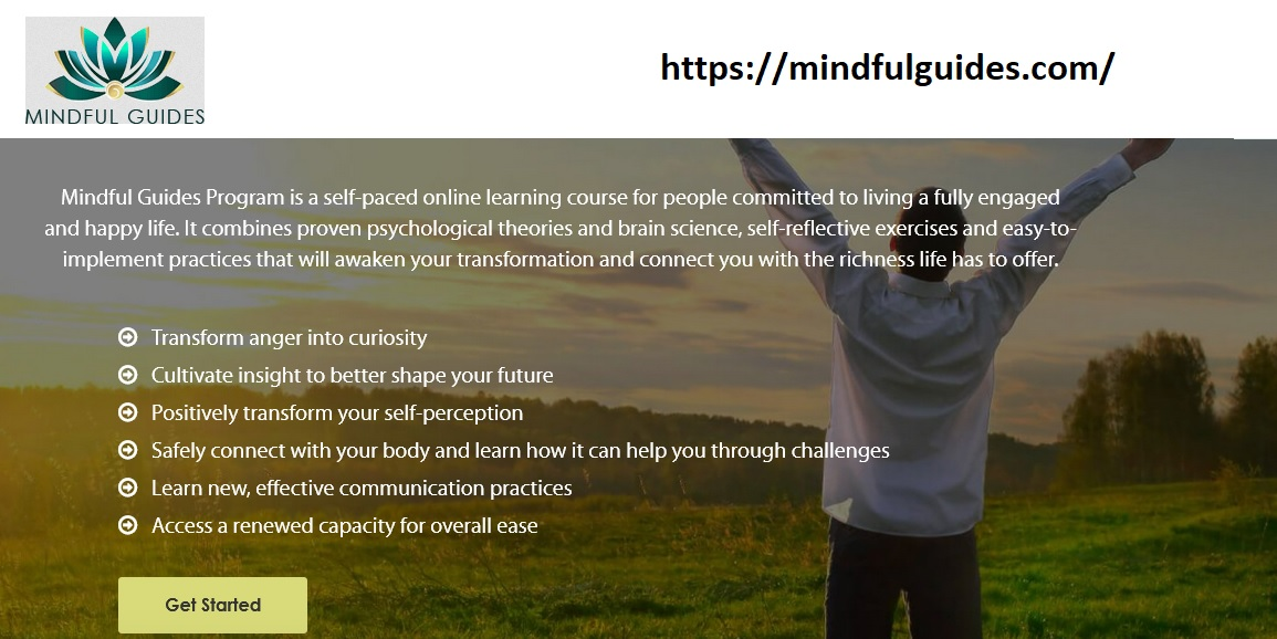 Join the Empowerment Course at Mindful Guides Exploring the True Happiness