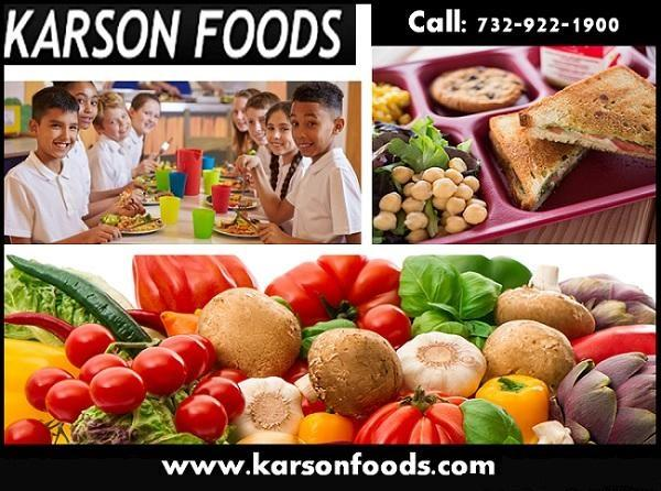 Delicious and Healthy School Food Service New Jersey