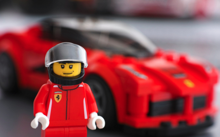 You could make +50% ROI on your new LEGO Technic set this year