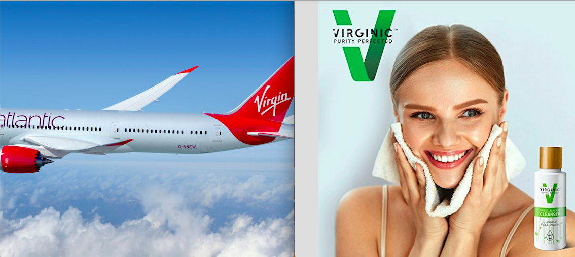 VIRGINIC wins with Virgin twice in the UK, by sheer resilience, integrity and business determination.