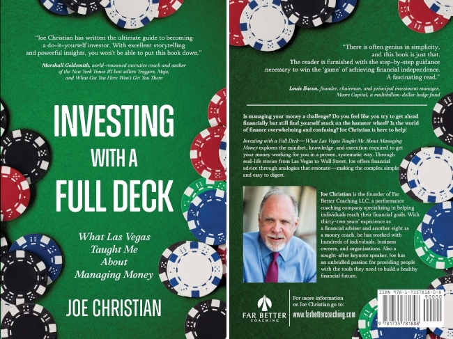 Groundbreaking Book Just Published Entitled Investing with a Full Deck