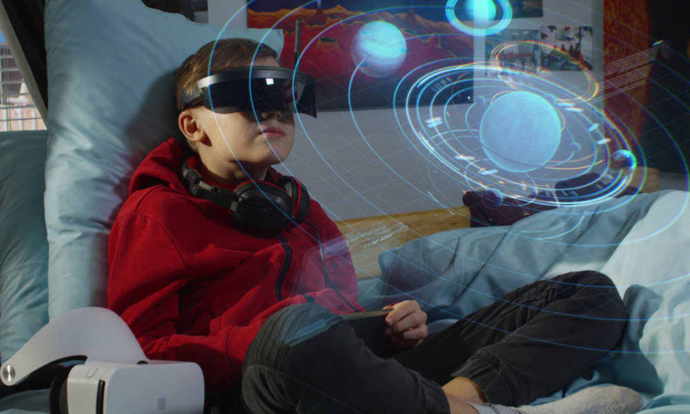 Increasing the Level of Entertainment with Augmented Reality
