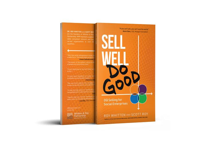 Sell Well, Do Good: new book guiding social enterprises gains international bestseller status