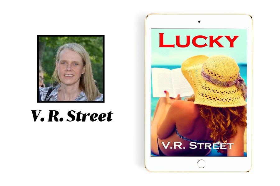 Emmy Winner V. R. Street Promotes Her Chick Lit Novel - Lucky