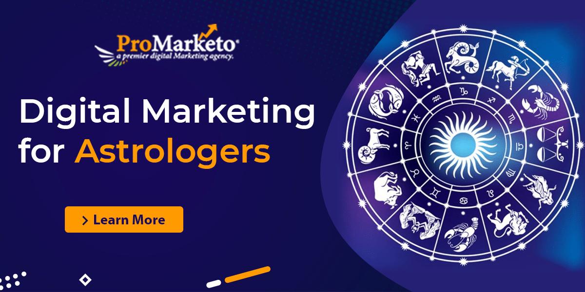 Digital Marketing for Astrologers