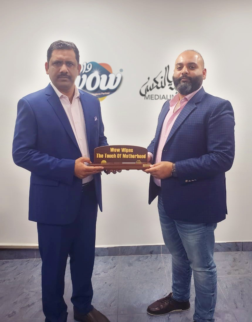 Emirates Wet Wipes Partners with Medialinks
