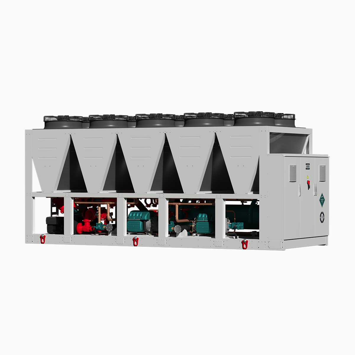 Kaltra to modernize its air-cooled Turbocor chiller range