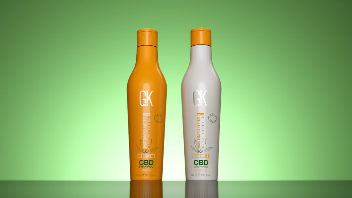 GK Hair Launches it's Vegan Line of Hair Care Products