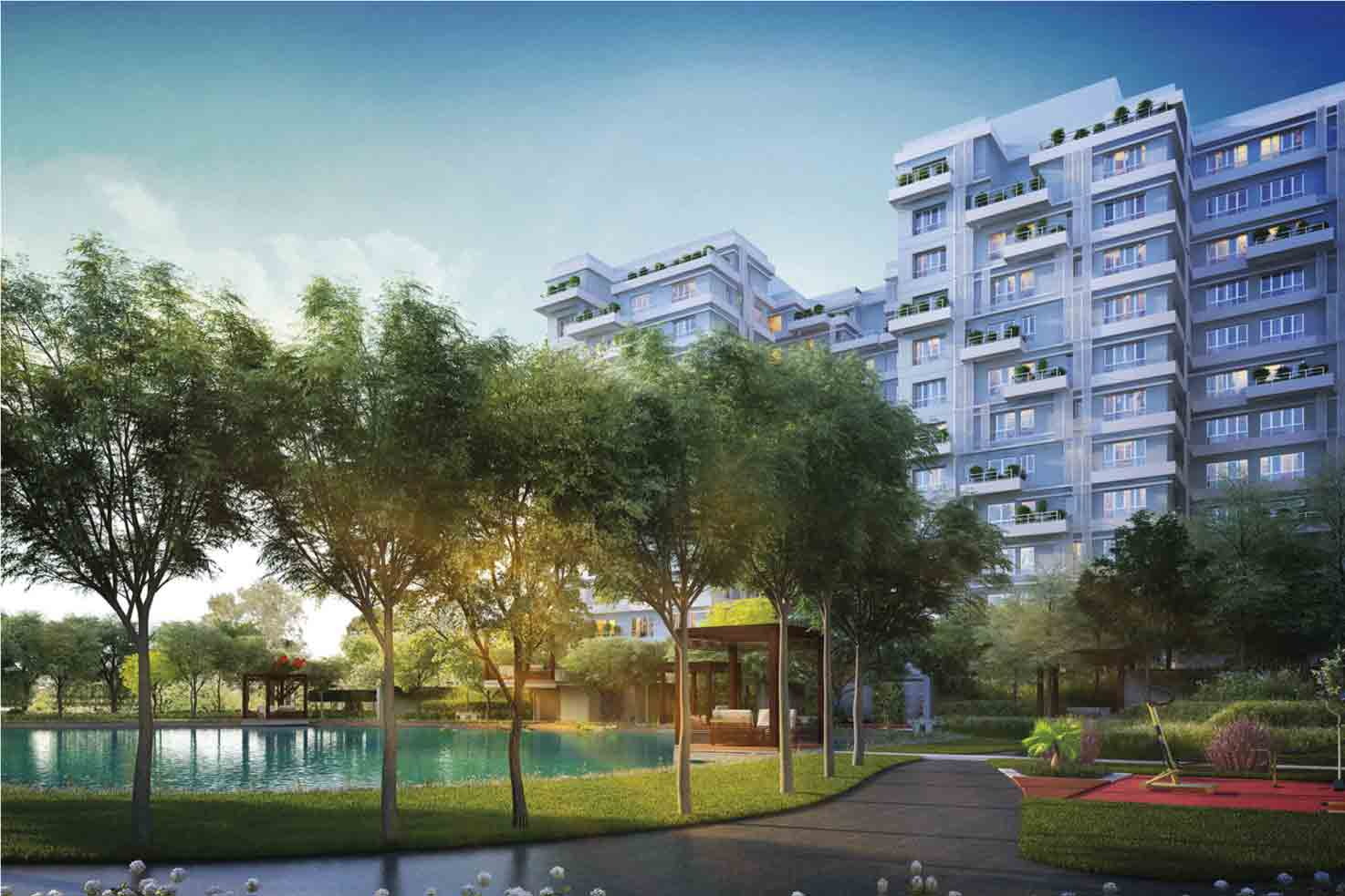 PS Group presents Ready to Move Luxury Apartments in New Alipore