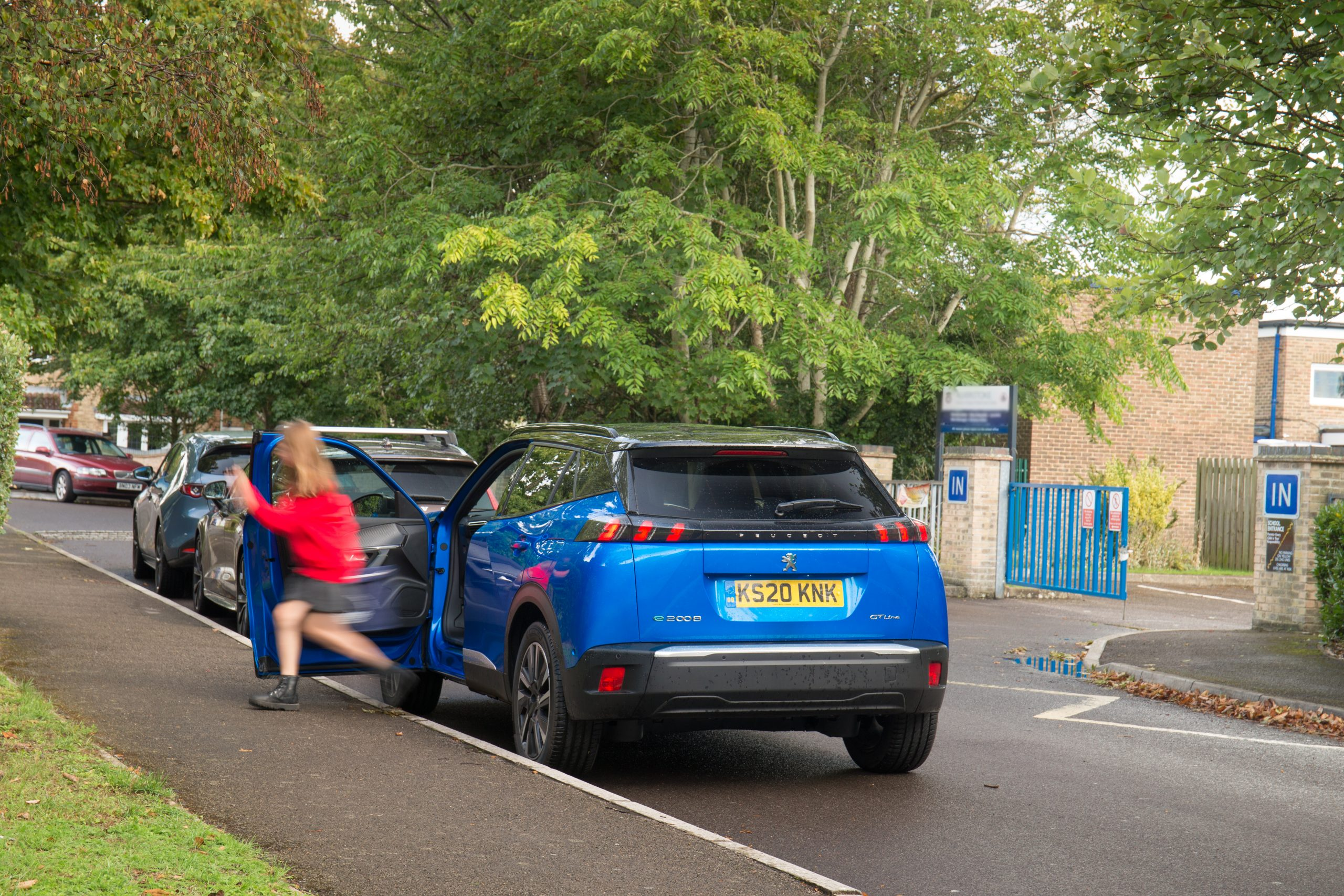 School-run battleground set to get worse as more parents choose to drive