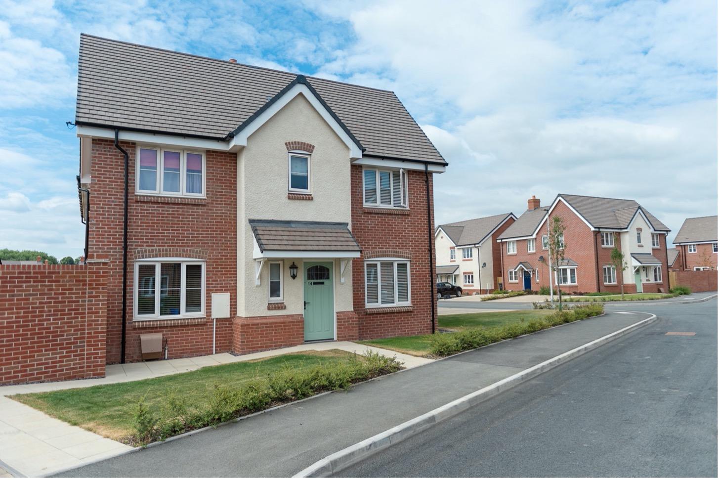 SJ Roberts Reveals Their Shrewsbury Development Is Now Complete