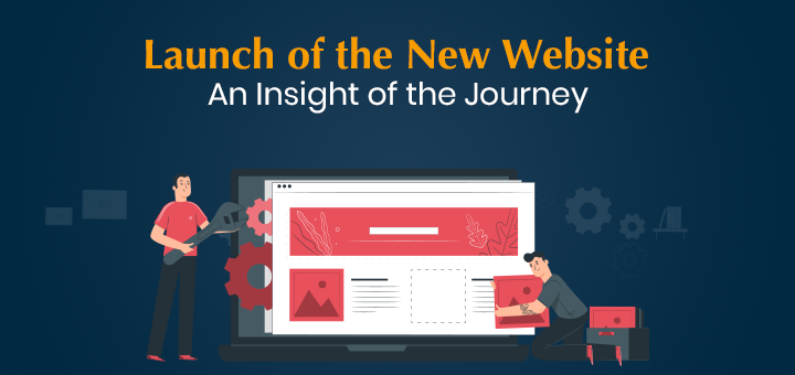 Launch of Noble Student's New Website: An Insight of the Journey