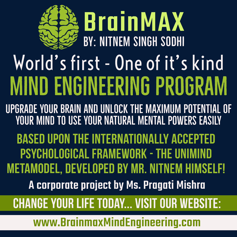 BrainMAX Mind Engineering Program