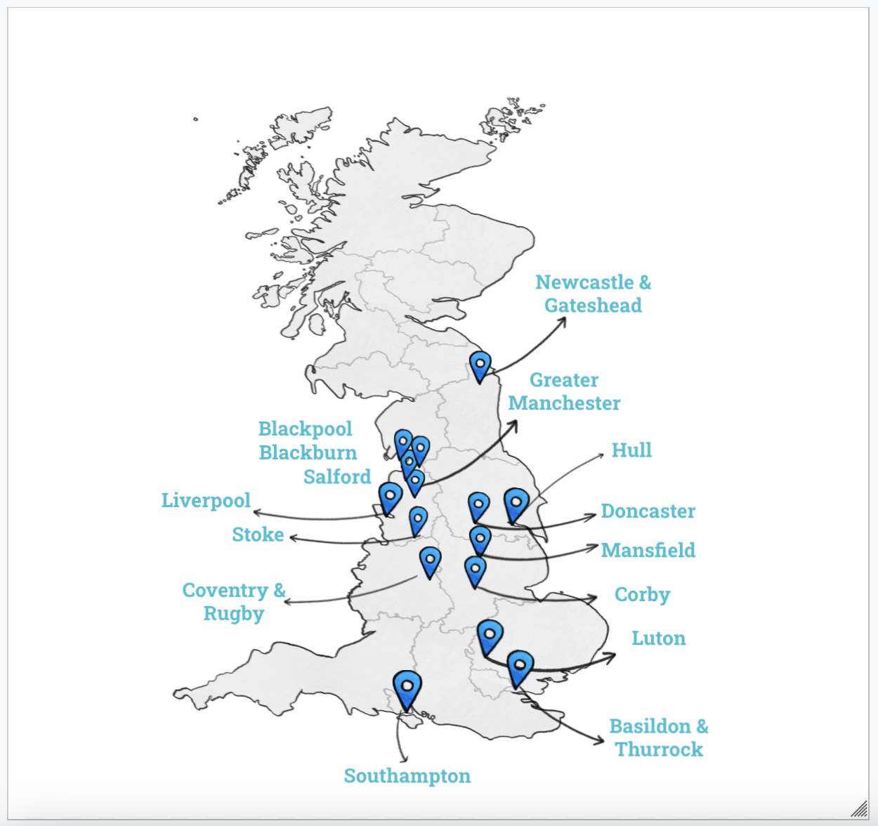 NHS England lung cancer screening programme: a leading implementer of AI