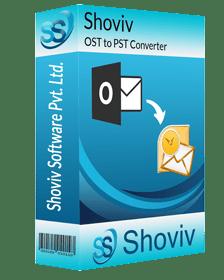 Newly Updated Shoviv OST to PST Converter