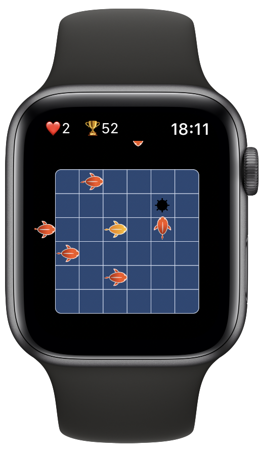 FISHAWAY – AN APPLE WATCH GAME THAT CASTS BOREDOM AWAY FOR A MERE $1.99