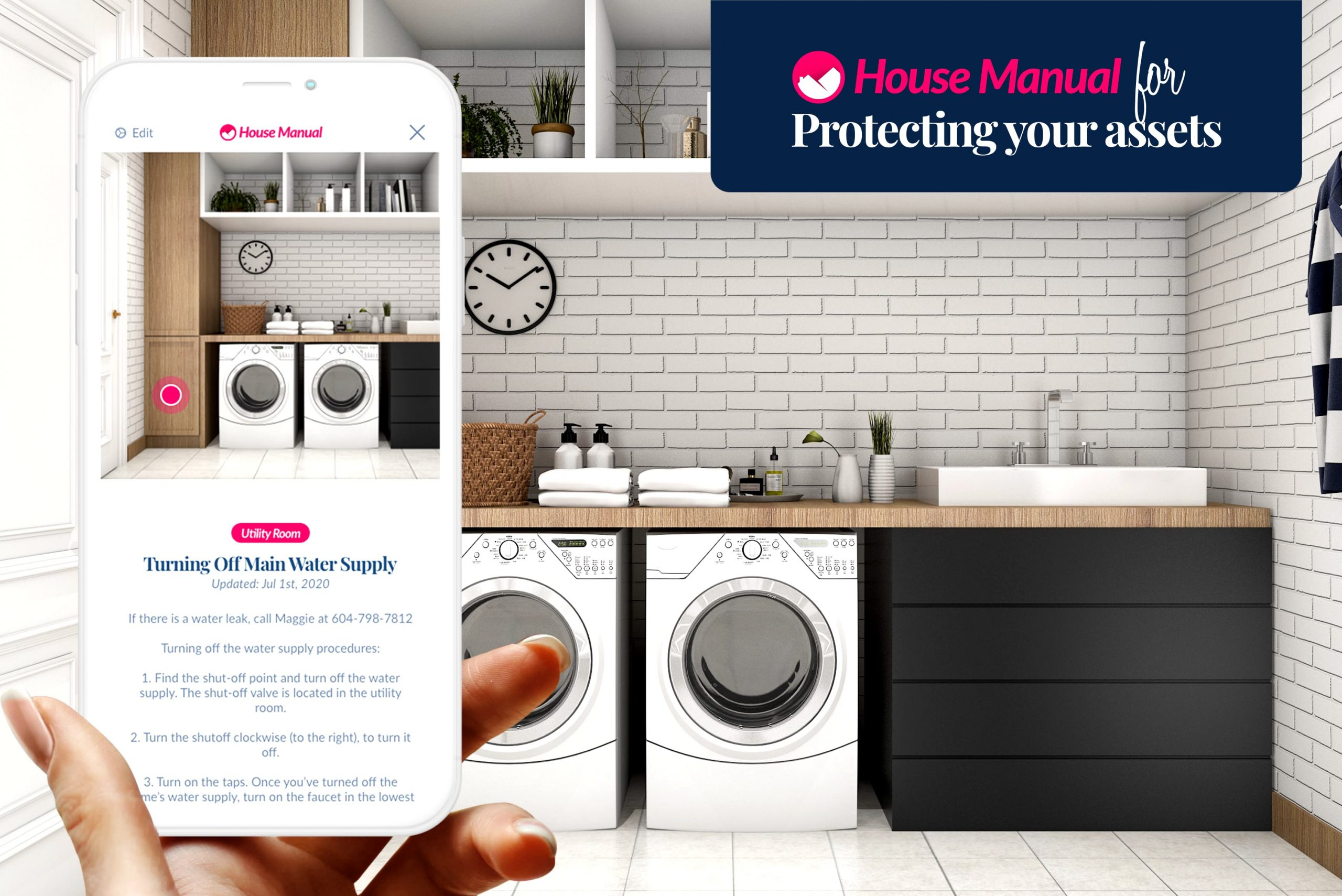 House Manual Releases iOS App to Help Users Make the Most of Their Time At Home During Covid 19