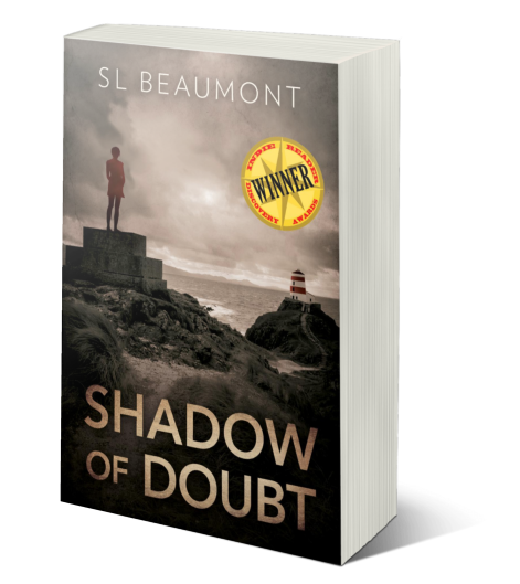 Shadow of Doubt wins 2020 IRDA Mystery/Suspense/Thriller award