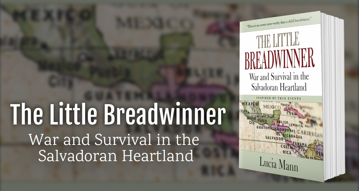 Humanitarian And Activist Lucia Mann Releases History Book - The Little Breadwinner