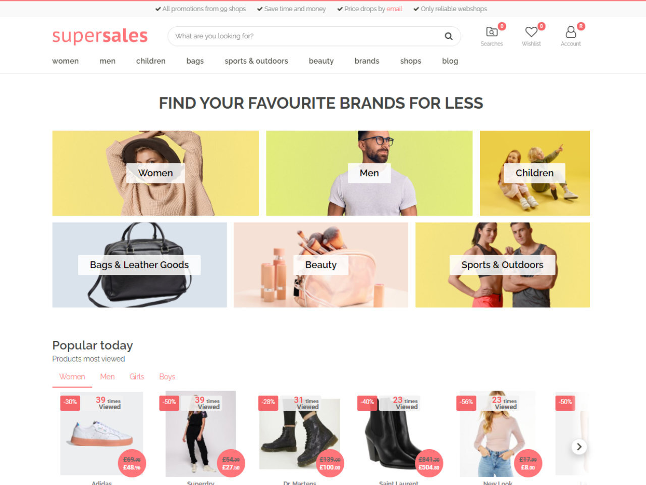 The largest fashion portal of the Netherlands launches in Great-Britain