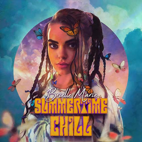 Brielle Marie releases new EP album 'Summertime Chill'