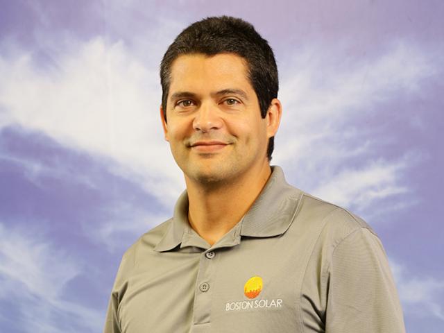 New Sunrise for Solar Industry By Daniel Mello Guimaraes, CEO & Co-Founder at Boston Solar