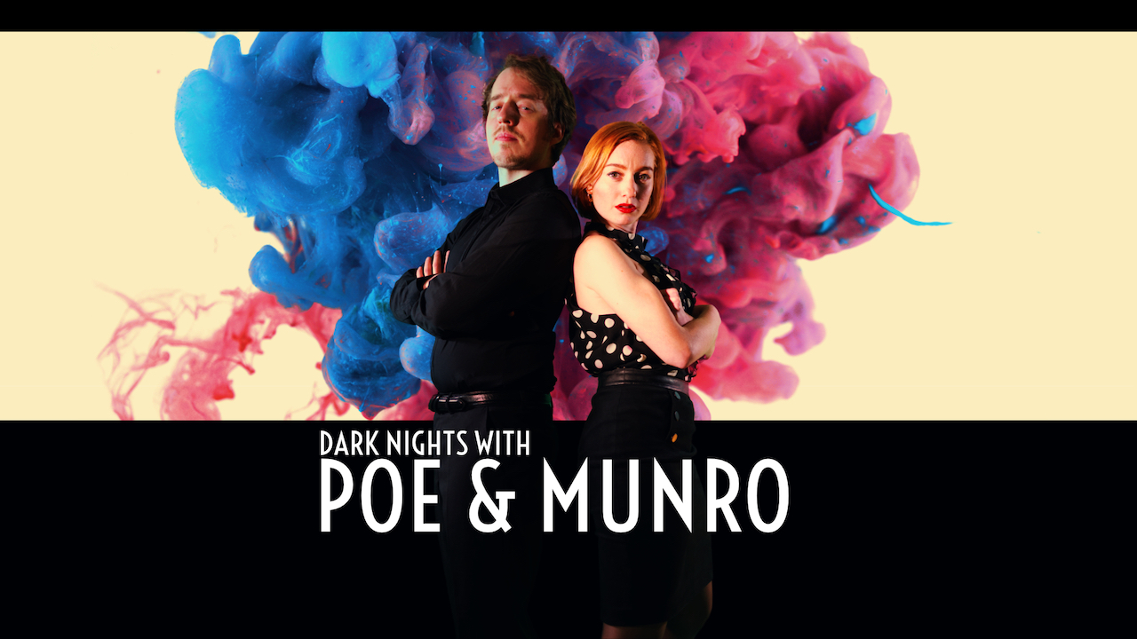 Dark Nights with Poe and Munro FMV-TV Game Launches May 4th on Consoles