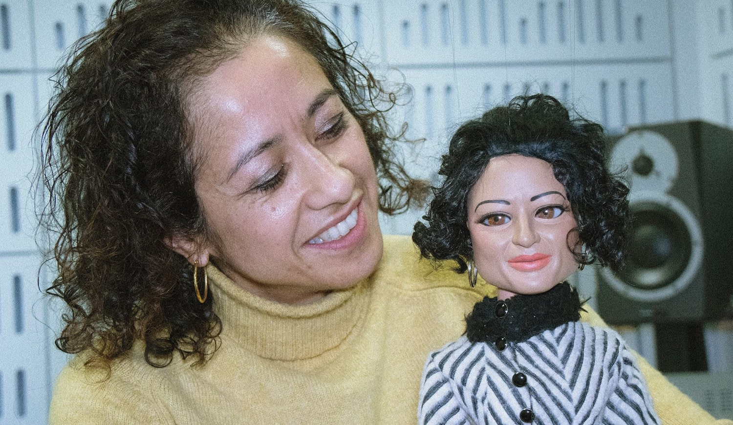 "SOCIALLY ISOLATED FILMMAKERS CAST JOURNALIST SAMIRA AHMED IN RETRO ""SUPERMARIONATION"" CHRISTMAS SPECIAL"