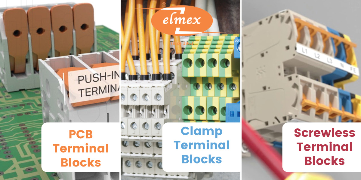 Terminal Blocks Along With 3 Popular Types Used In India