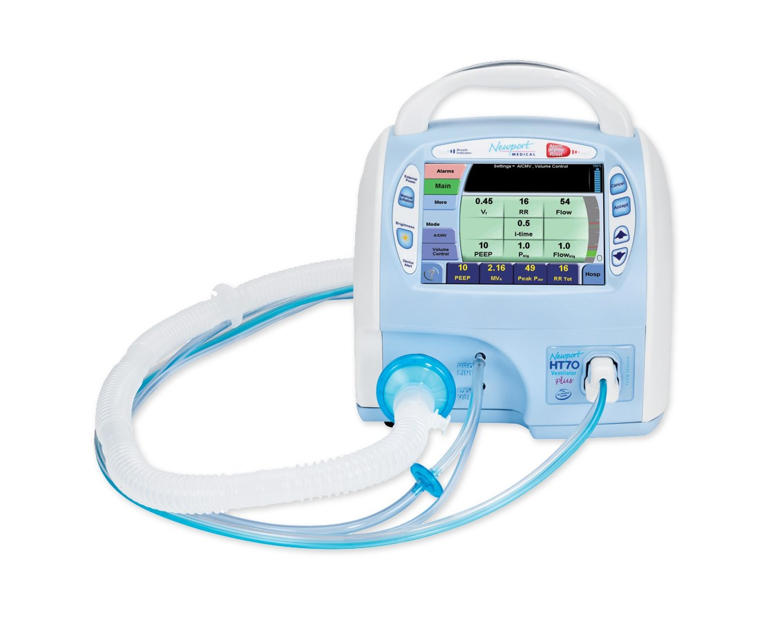 Rapid Development in Technology to Fuel the Global Portable Ventilator Market