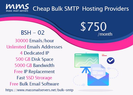 SMTP Server | The best free SMTP Service |