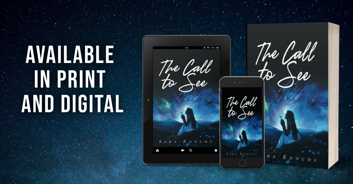 Author Sara Enochs Releases New Sci-fi Time Travel Novel - The Call To See