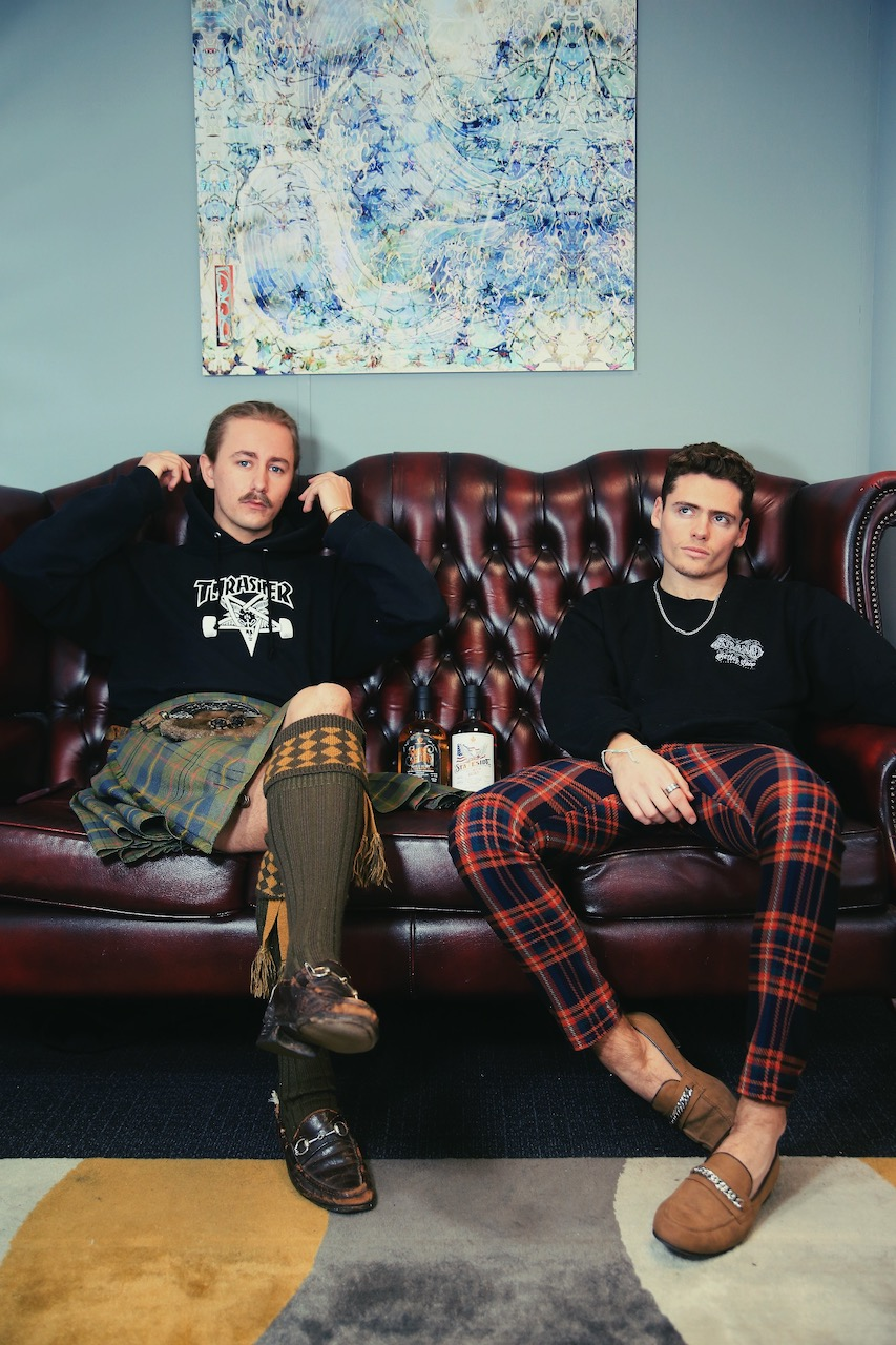 Made in Chelsea stars host virtual anti-Burns Night event