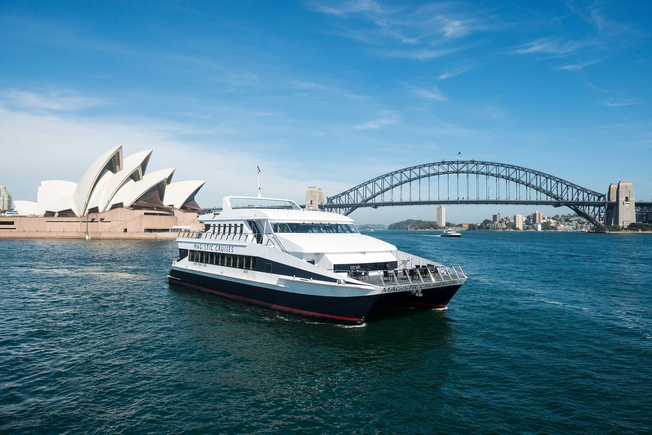 Best day touring ideas in Sydney