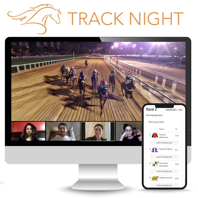 TRACK NIGHT ANNOUNCES NEW PARTNERSHIP WITH AT THE RACES
