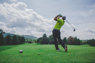 """Fore from Afar! """"Virtual"""" Golf Tournament to Support The Hart Speech Foundation"""