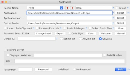 Protect and License Mac or Windows Apps with AppProtect 5.1 for Offline or Online Activation