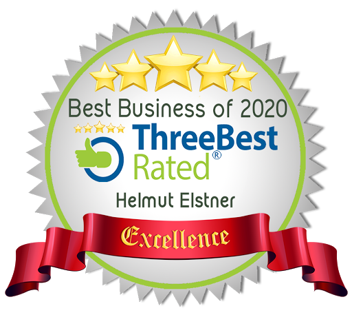 Helmut Elstner wins 2020 Three Best Rated® award for top-rated Mortgage Brokers in Belfast