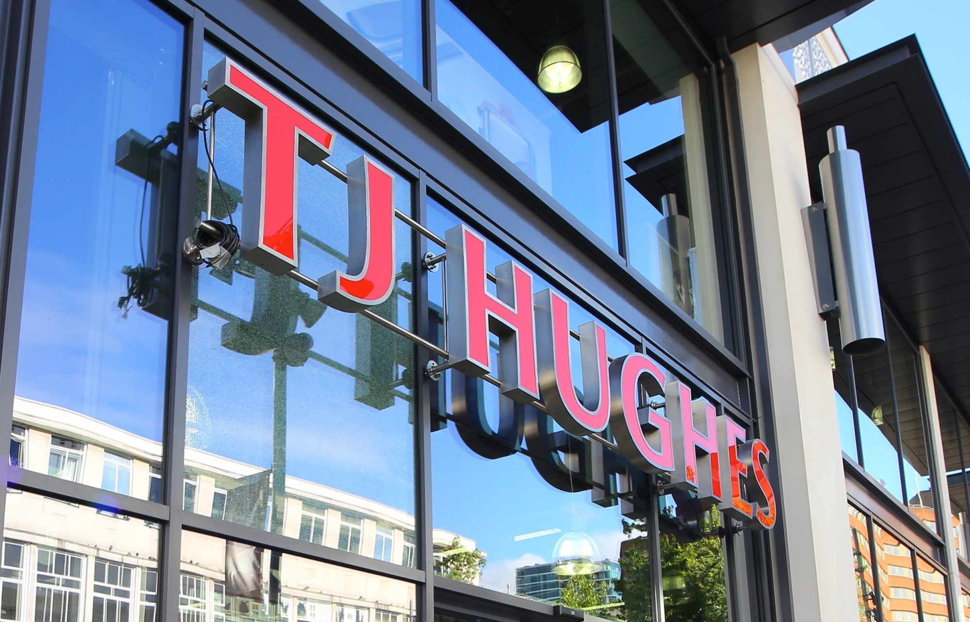 Department Store Chain TJ Hughes Appoints Sheffied Digital Agency The SEO Works
