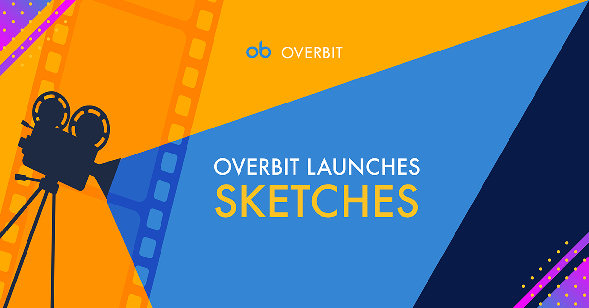 Overbit Announces Five Sketches Series Aimed at Increasing Crypto Accessibility and Adoption During the Pandemic