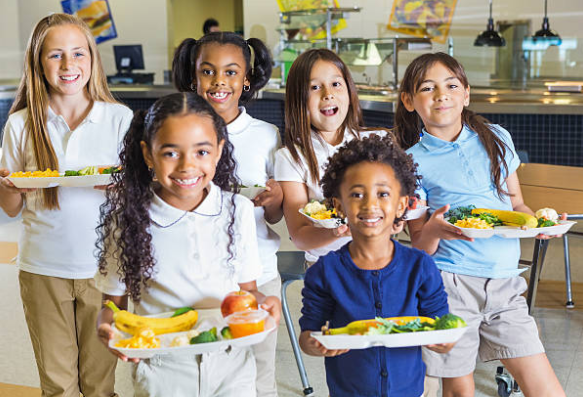 Take Your School Lunch Online