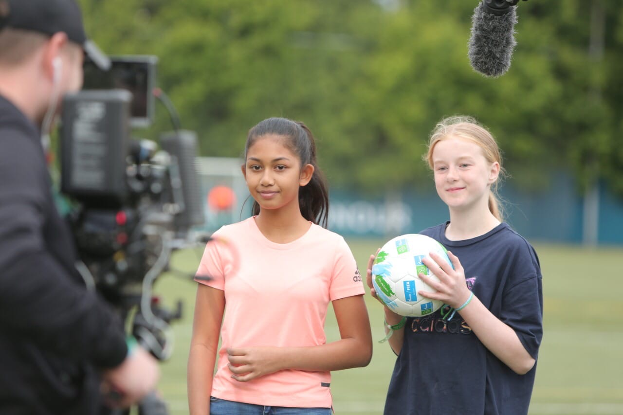 Football for Friendship unites world