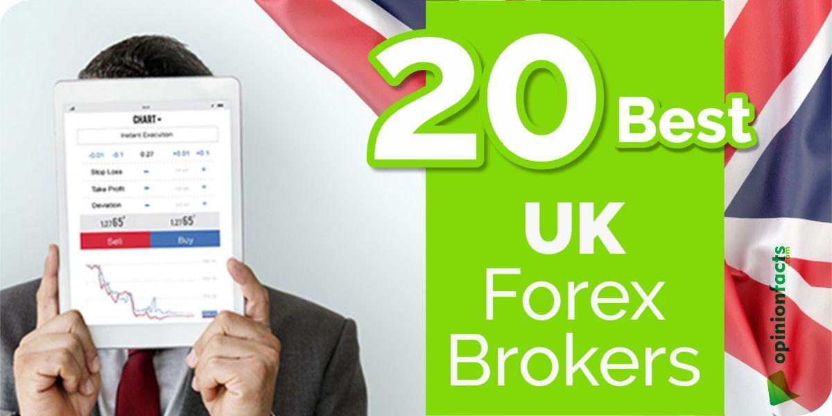 5 Best Forex Brokers in the UK ( 2020 )