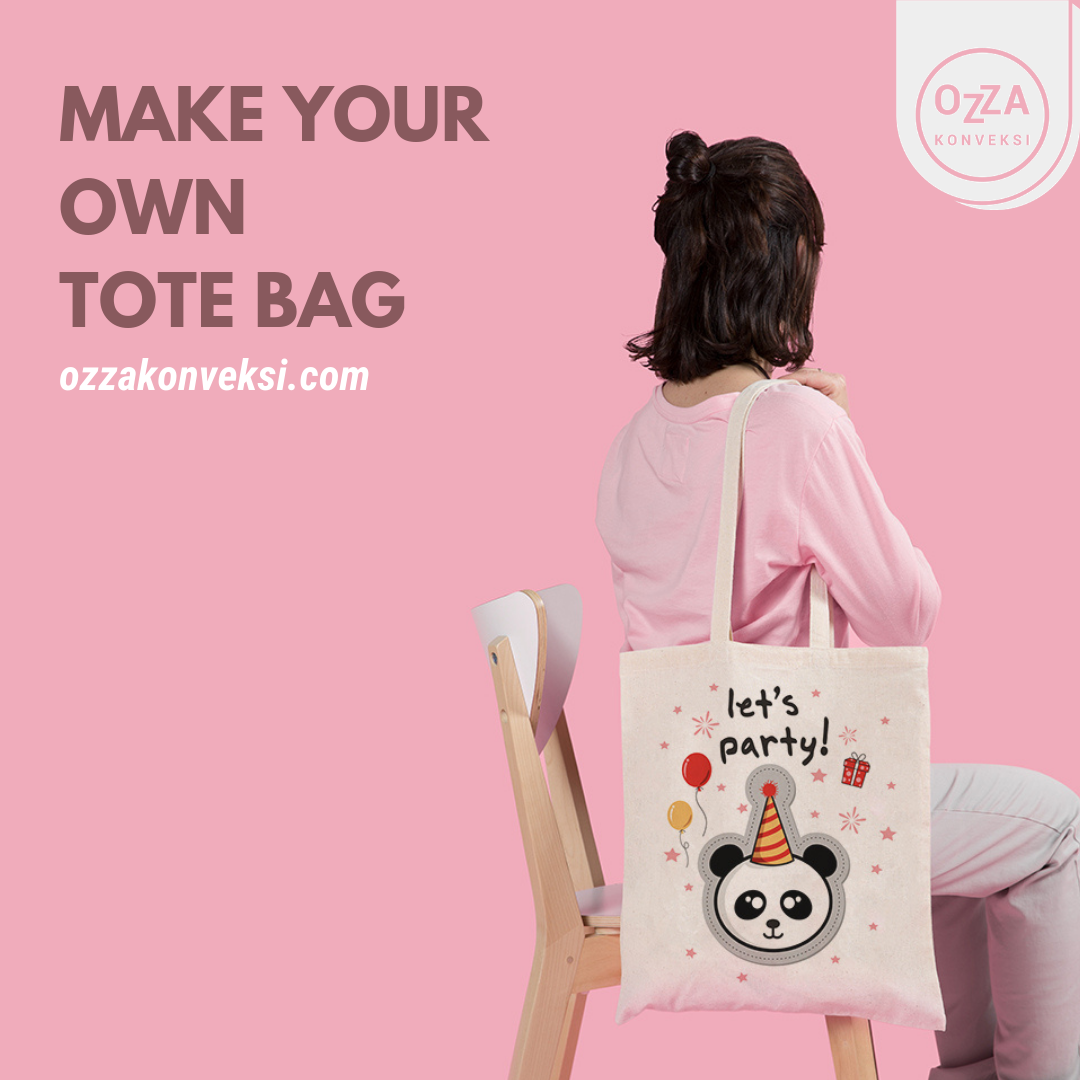 Ozza Konveksi Announces the Launch of Tote Bag Manufacturing Service