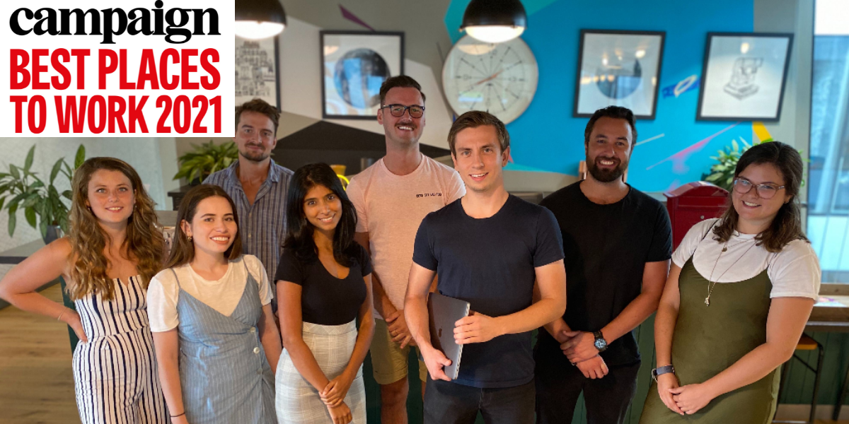eCommerce SEO Agency, NOVOS, Named One of the UK's Best Agencies to Work in 2021