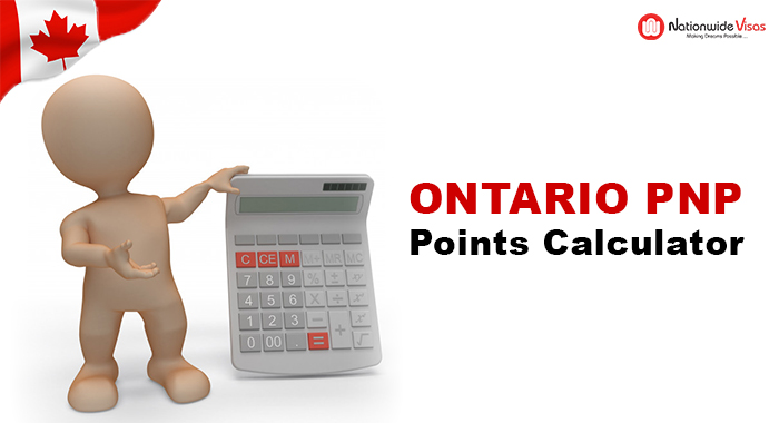 Ontario Provincial Nominee Program (OINP) Points Calculator