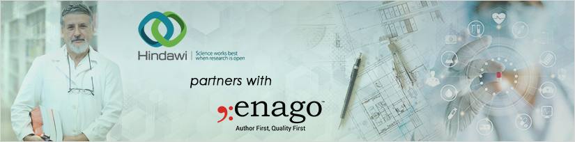 Enago Joins Hindawi's Programme To Offer A Wide Range Of New Author Services Agreements To Help Authors Make The Most Of Their Research.